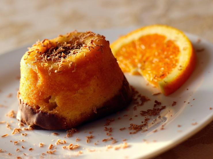 Orange Ginger Cake
