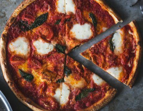 Brick-Oven Pizza Margherita