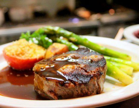 Santa Maria smoked tri-tip steak