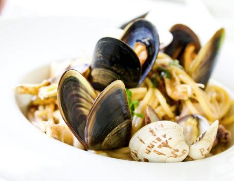 Linguini Seafood Spectacular