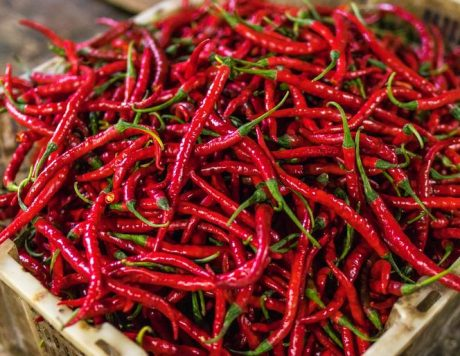 A Lesson In: Cayenne Pepper