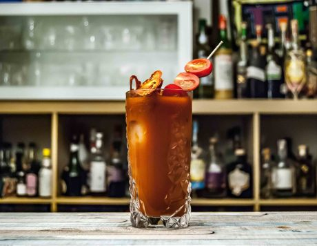 Bottoms Up: 5 Tricks  for Making the Ultimate Bloody Mary