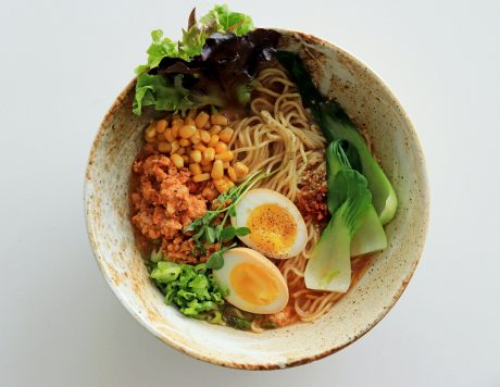 How to Upgrade Your Instant Ramen, the Dangold Way
