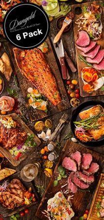 The Fish, Steak & Chicken Set