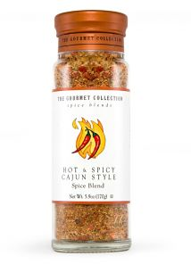 Hot & Spicy Cajun Style