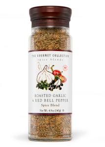 Roasted Garlic & Red Bell Pepper