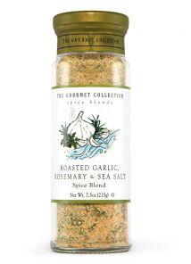 Roasted Garlic Rosemary & Sea Salt